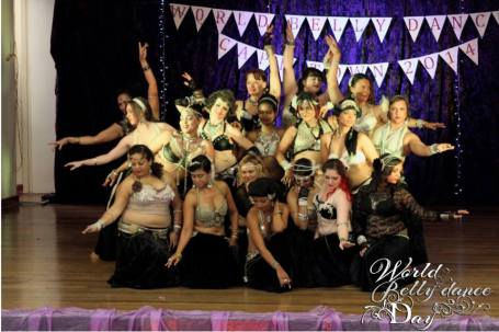 World Belly Dance Day 2014. Images by Helena Grier Rautenbach